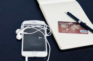 tarejta de credito y iphone