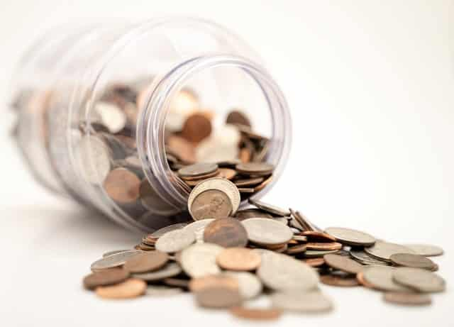 Monedas dinero
